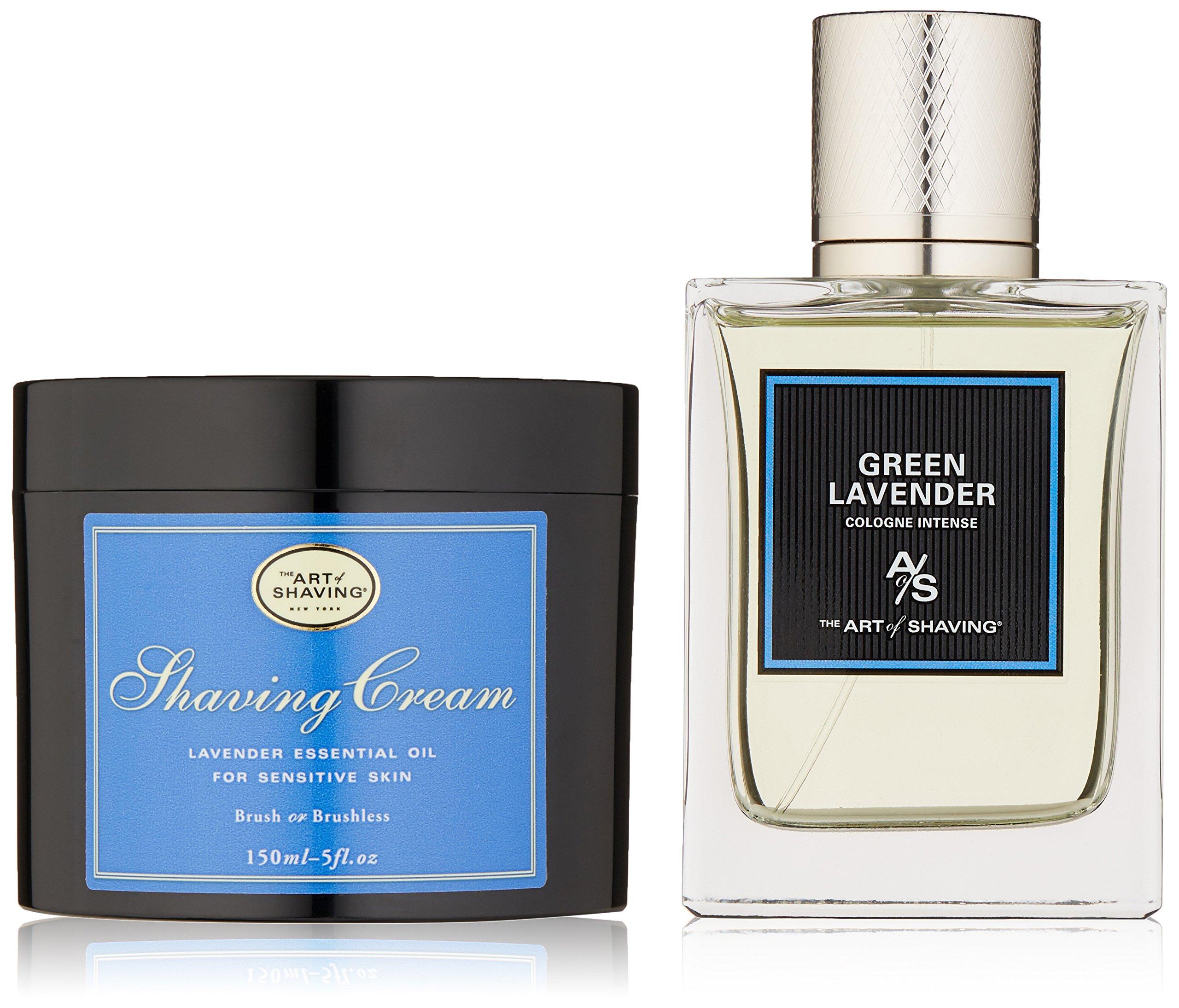 The Art of Shaving 2 Piece Fragrance Gift Set, Lavender by The Art of Shaving