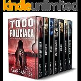 Todo Policíaca: Los mejores libros en español de detectives, misterios y crimen (Spanish