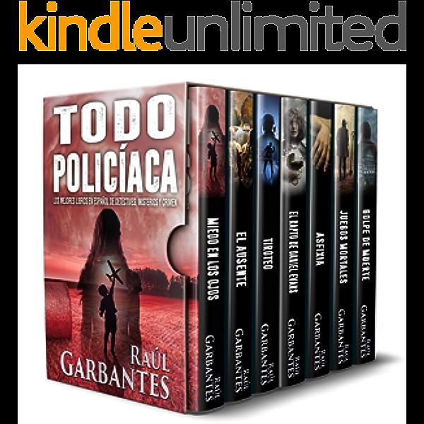 Todo policíaca: Los mejores libros en español de detectives, misterios y crimen eBook: Garbantes, Raúl, Banfi, Giovanni: Amazon.es: Tienda Kindle
