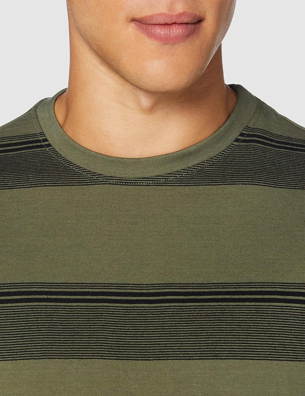 Camiseta de Rayas Hombre find Marca