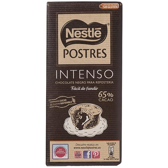 Nestlé - Postres Chocolate extrafino fondant - 200 gr