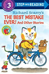 The Best Mistake Ever! and Other Stories (Step into Reading) Paperback