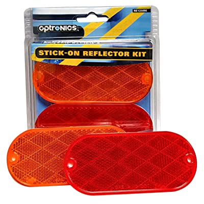 Optronics RE12ARK Reflector: Automotive