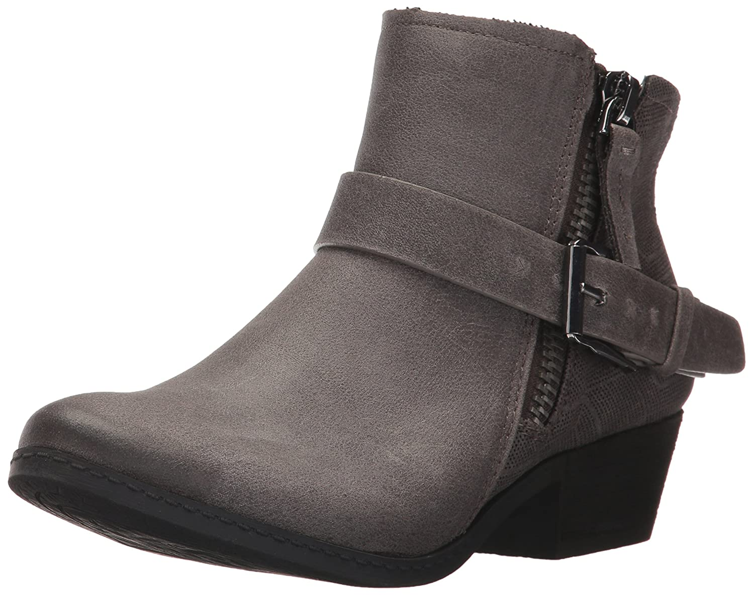 Not Rated Women's Tessa Motorcycle Boot B06Y4HDCXC 10 B(M) US|Grey