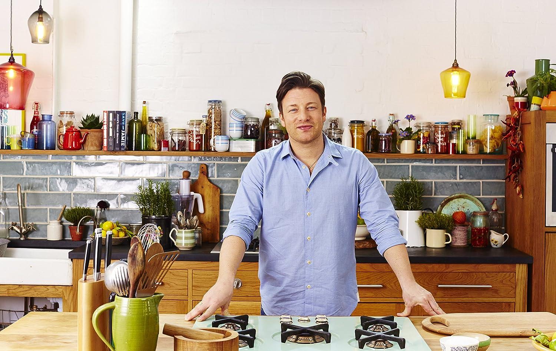 Leichte Sommerküche Jamie Oliver : Tefal e jamie oliver pfanne cm edelstahl amazon