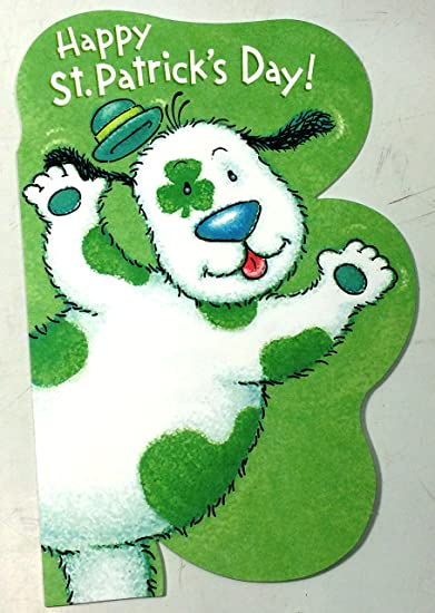 Amazon st patricks day cards for kids happy st patricks st patricks day cards for kids happy st patricks day white m4hsunfo
