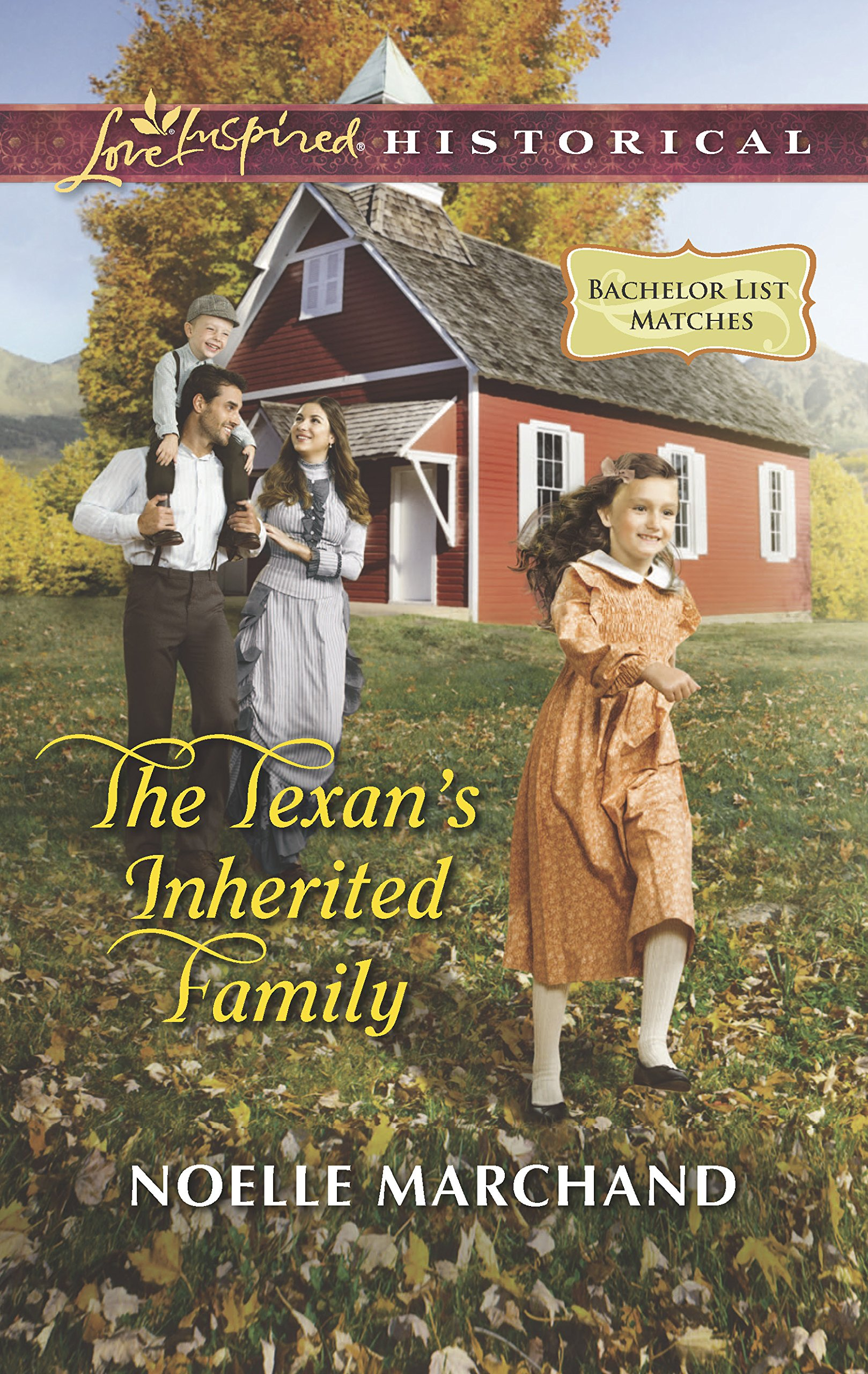 Read Online The Texan's Inherited Family (Bachelor List Matches) ebook