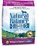 Natural Balance Limited Ingredient Diets Dry Dog Food - Sweet Potato & Venison Formula