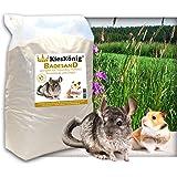 25kg Premium Chinchilla Bain Sable Chinchilla Sable-Fabriqué en Allemagne-samtweiche Grain arrondis