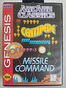 Arcade Classics - Sega Genesis