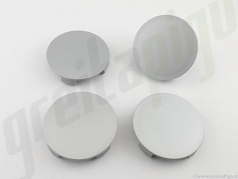 4x CENTRE CAPS HUB 56 mm 54 mm A25-44 ALLOY WHEEL TOYOTA litmega