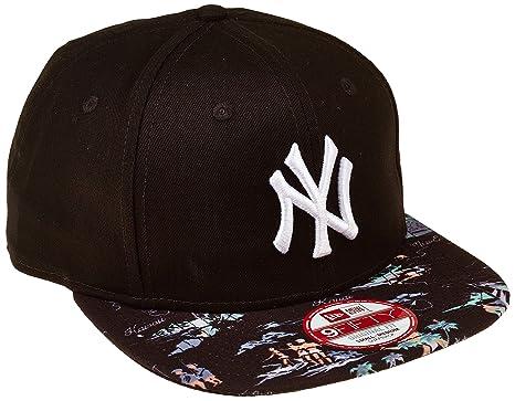A NEW ERA Era 9Fifty York Yankees MLB Tamaño Orig Negro Blanco Offshore  Visor Snapback Gorra de Beisbol  Amazon.es  Deportes y aire libre 63325115465