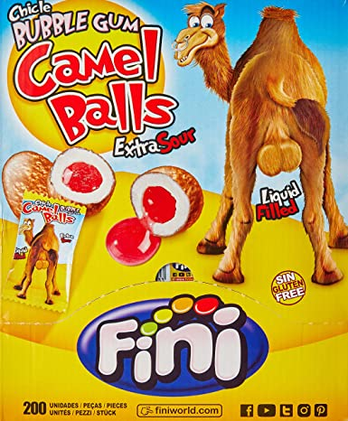 Camel Balls - 6 GR: Amazon.com: Grocery & Gourmet Food