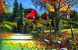 product image for Country Roadside 1000 Piece Jigsaw Puzzle by SunsOut