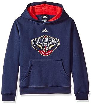 NBA by Outerstuff Nueva Orleans pelícanos NBA - Camiseta Sudadera con capucha sudadera - azul marino, 282QT, Azul marino oscuro: Amazon.es: Deportes y aire ...