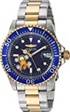 Invicta Men's Automatic Stainless Steel Casual Watch, Color:Two Tone (Model: 24862)