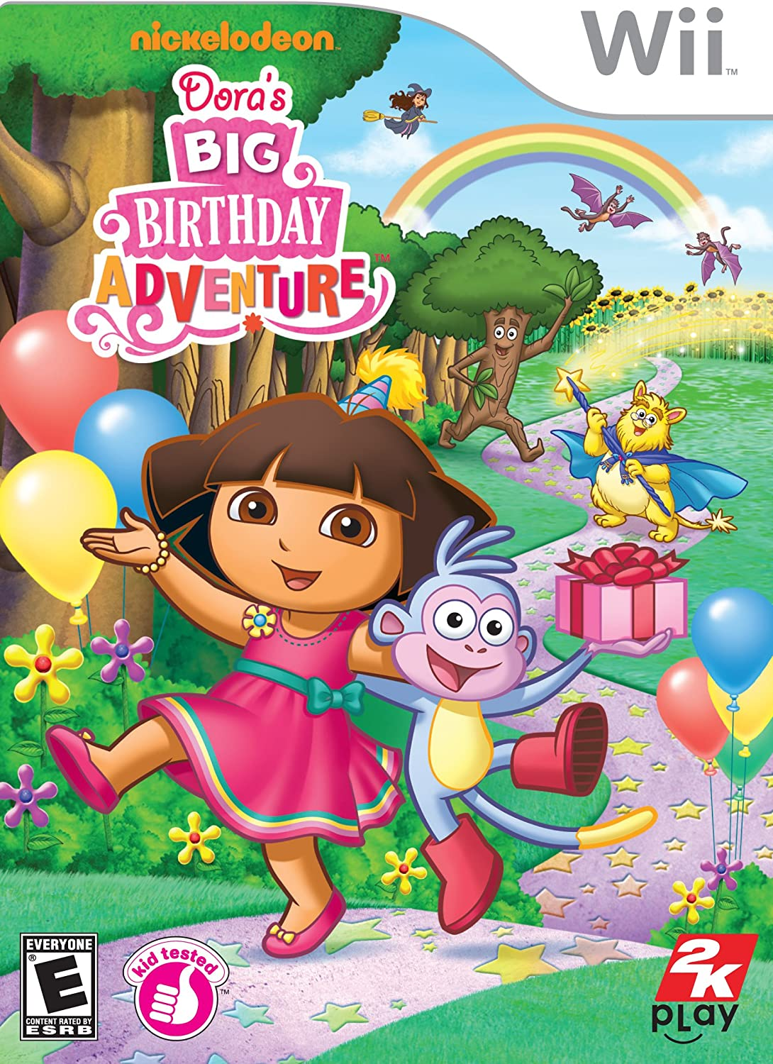 Amazoncom Dora the Explorer Doras Big Birthday Adventure