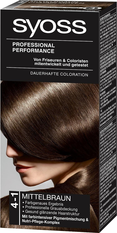 Syoss haarfarbe 4 1