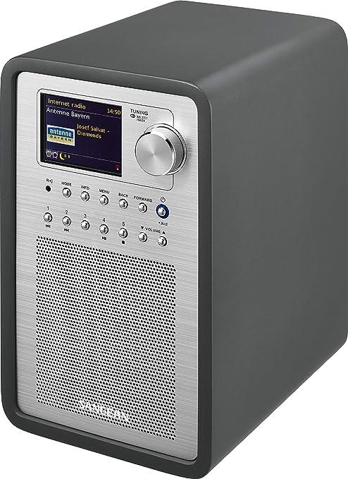 Sangean Wfr 70c Internet Radio Netzwerk Music Player Wifi Dab Spotify Player Ukw Rds Aux In Lautsprecheranschluss Grau Heimkino Tv Video