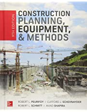 CONSTRUCTION PLANNING, EQUIP, and METHODS