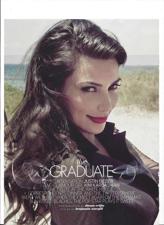 Amazon com: Magazine Photo & Article Set With Kim Kardashian