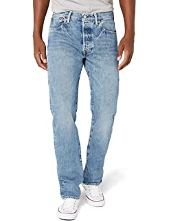 Levi s 501 Original Fit, Jeans Homme  Levi s  Amazon.fr  Vêtements ... 4c5a005e7d2c