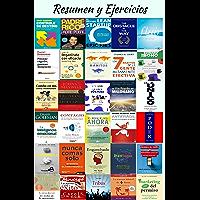 """Resumen 30 Libros """"Controle su Destino"""" de Anthony Robbins , """"Padre Rico Padre Pobre"""" de Robert Kiyosaki, """"Los 7 Hábitos de la gente Altamente Efectiva"""", Flow, una psicologia de la Felicidad, tribus"""