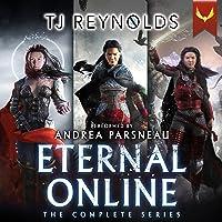 Eternal Online: The Complete Series: (A LitRPG Series Box Set: Books 1-3)