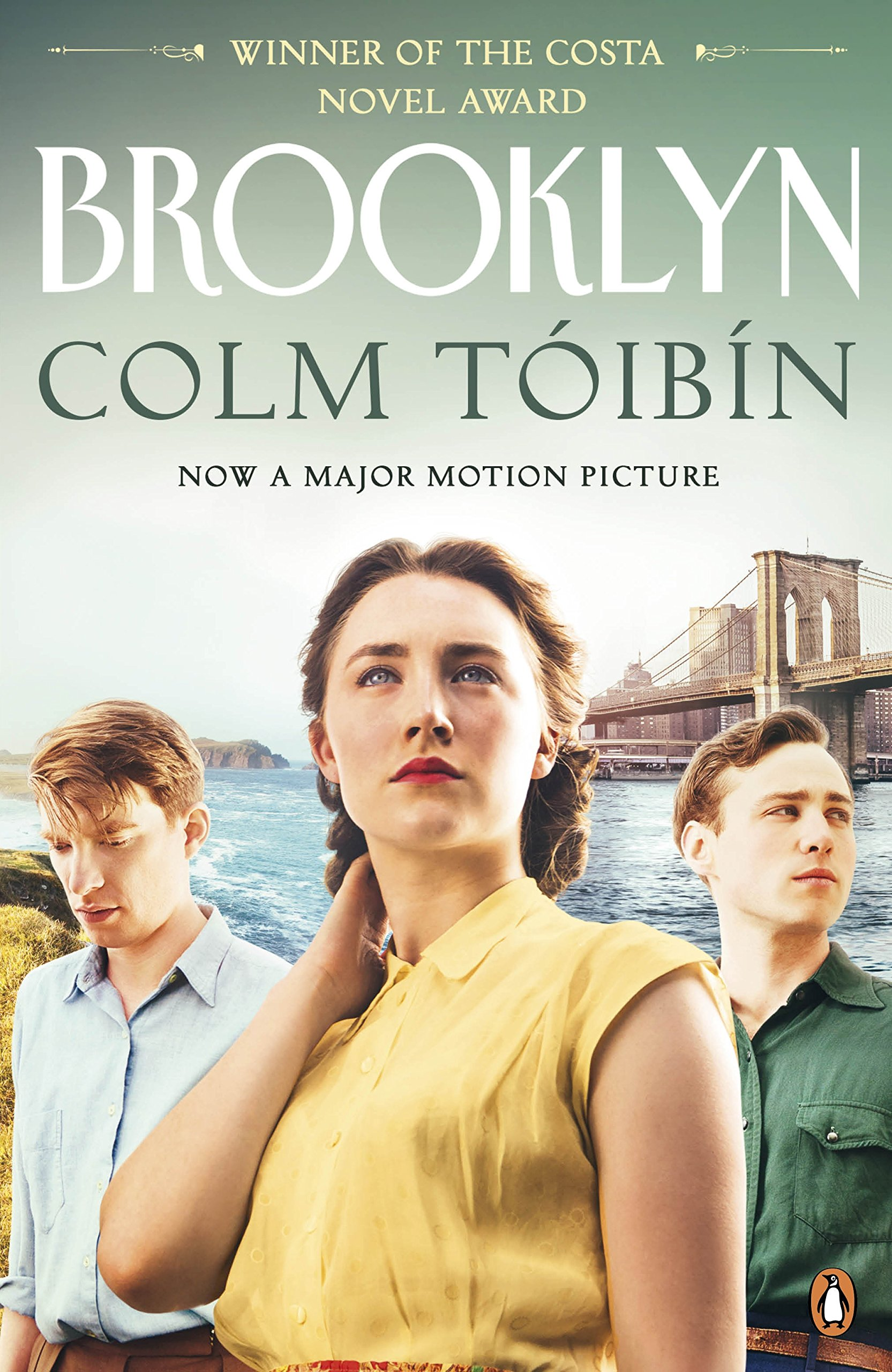 Image result for brooklyn colm toibin