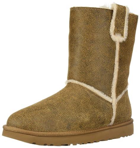 de18d6f07f9 UGG Womens W Classic Short Spill Seam Fashion Boot: Amazon.ca: Shoes ...