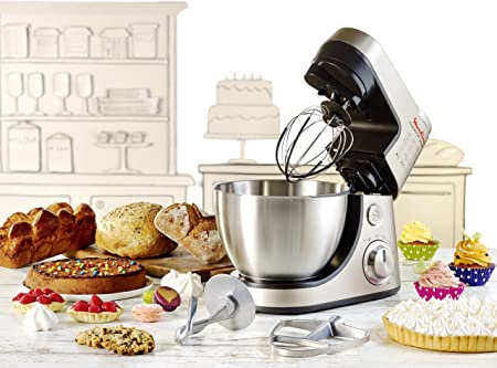Moulinex QA416HB1 - Báscula de cocina, color plateado: Amazon.es ...