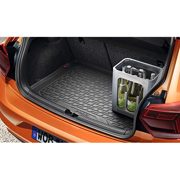 Amazon.es: VW Gepäckraumeinlage für Polo ab Mj. 2018 - 2G0061160A