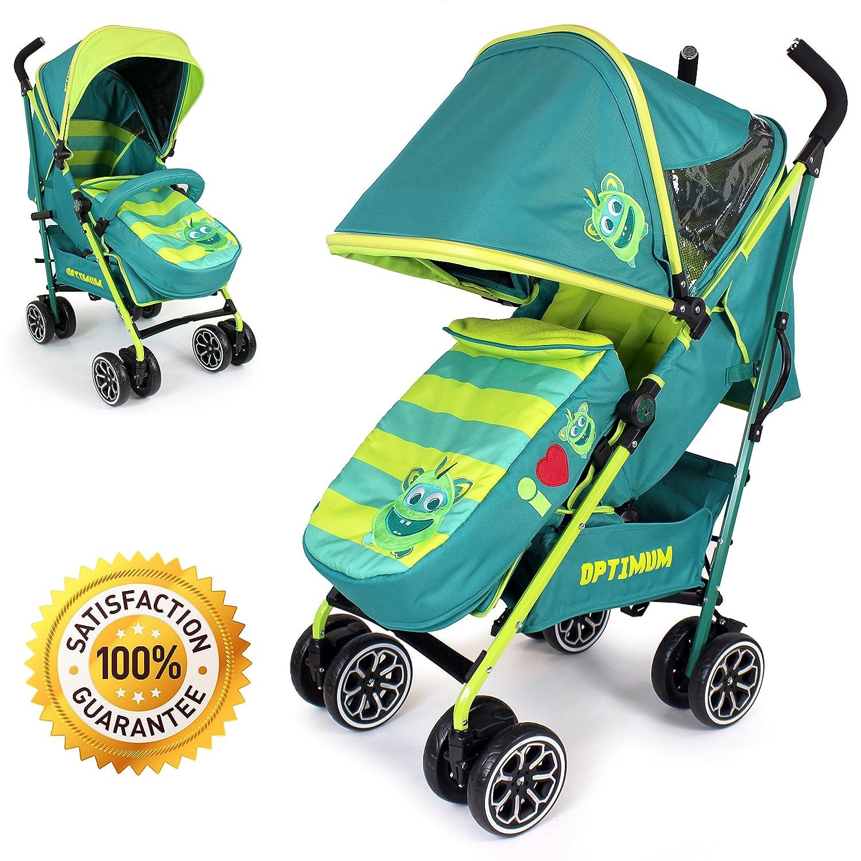 iSafe - óptima cochecito cochecito de bebé - Lil amigo diseño el ...