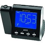 AEG MRC 4122 F N Funkuhrenradio (9,7 cm (3,8 Zoll) LCD Display, UKW-/MW Tuner