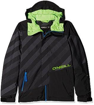 2d7a9e0fbd71b O Neill PB Thunder Peak Jacket Veste Garçon  Amazon.fr  Sports et ...
