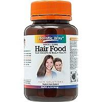 HOLISTIC WAY Hair Food/Hair Growth and Scalp Health, 60 Count