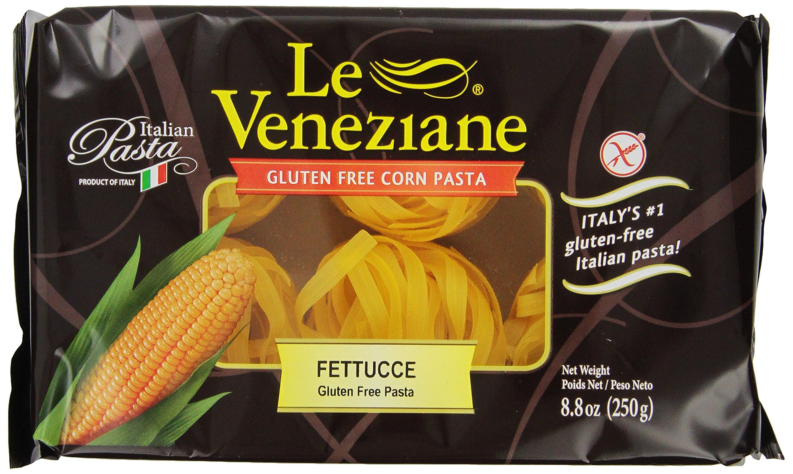 Le Veneziane Fettucce, 250-Gram Packages (Pack of 12) by Le Veneziane