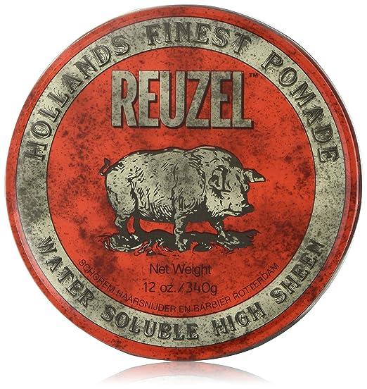 Reuzel Red Hair Pomade Hog