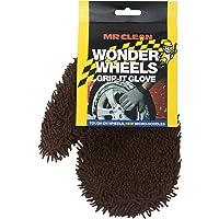 Mr Clean Wonder Wheels Glove, 1ct, Brown