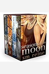 Seasons of the Moon Series, Books 1-4: Six Moon Summer, All Hallows' Moon, Long Night Moon, and Gray Moon Rising Kindle Edition