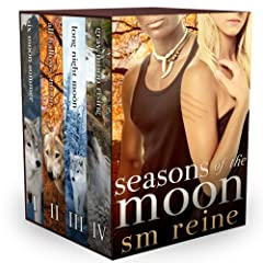 Seasons of the Moon Series, Books 1-4: Six Moon Summer, All Hallows\' Moon, Long Night Moon, and Gray Moon Rising