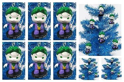 Joker Christmas Ornament.Amazon Com Super Hero Villain Batman Joker Holiday