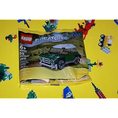 LEGO Creator Mini Cooper 40109: Toys & Games