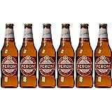 Peroni Red Label Premium Lager, 6 x 330 ml