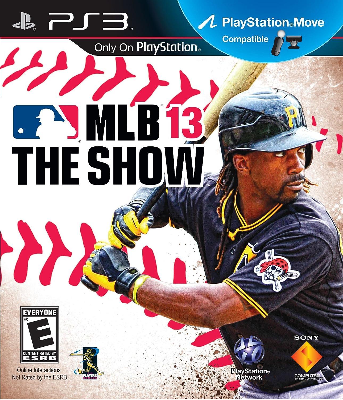 Amazon com: MLB 13 The Show - PS3 [Digital Code]: Video Games