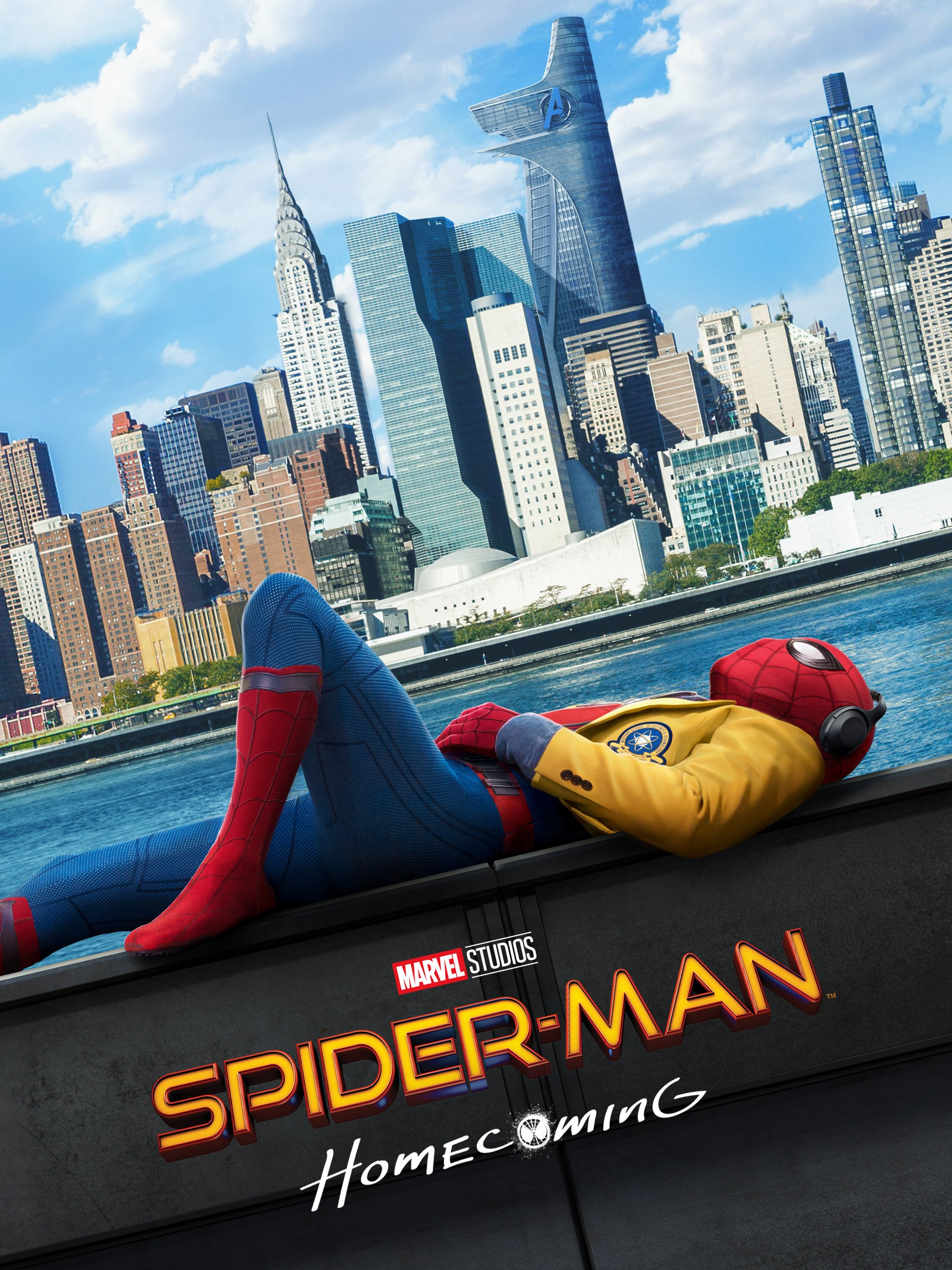 Watch Spider Man Homecoming Prime Video