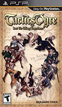 Tactics Ogre: Let Us Cling Together - Sony PSP     - Amazon com