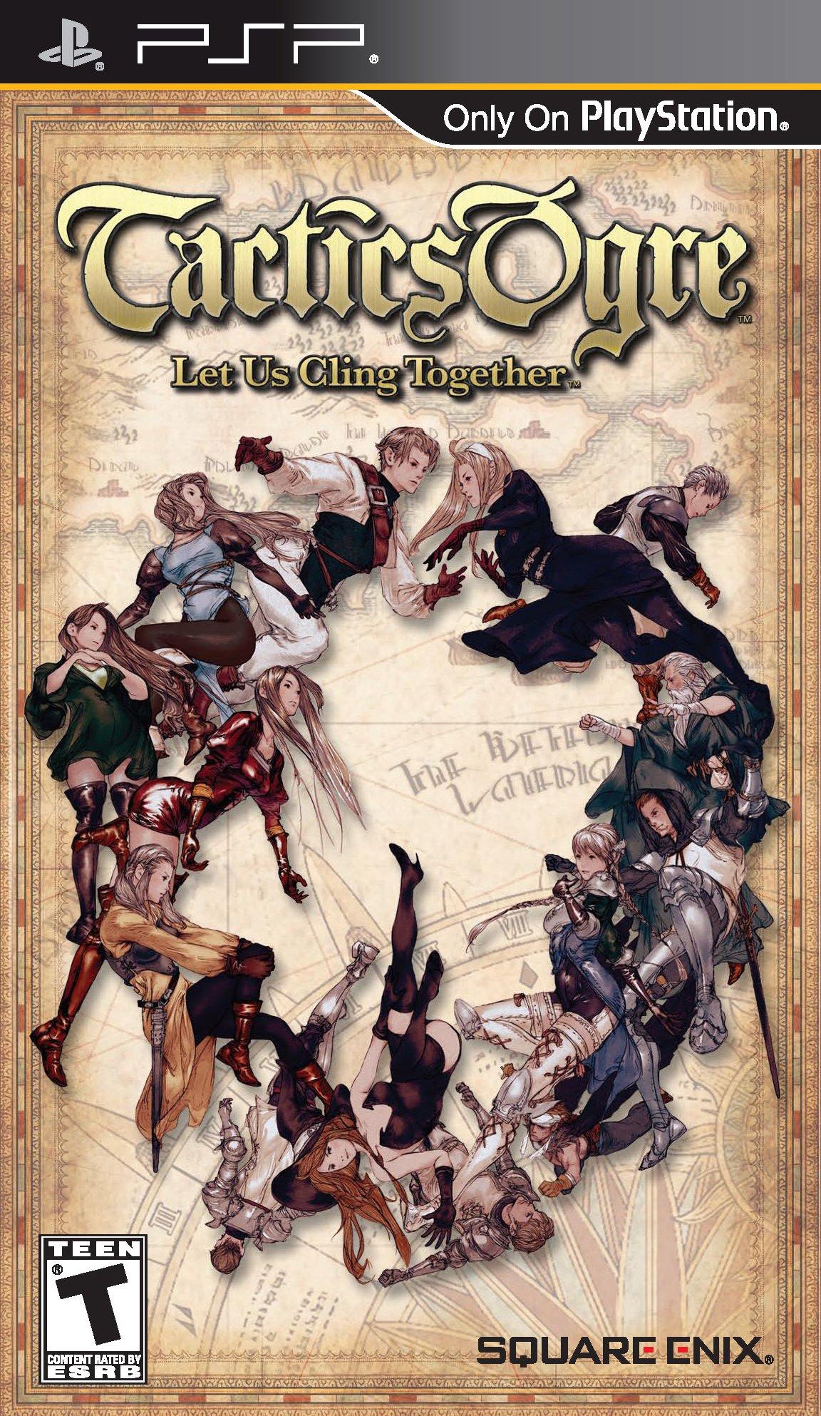 Tactics Ogre: Let Us Cling Together - Sony PSP