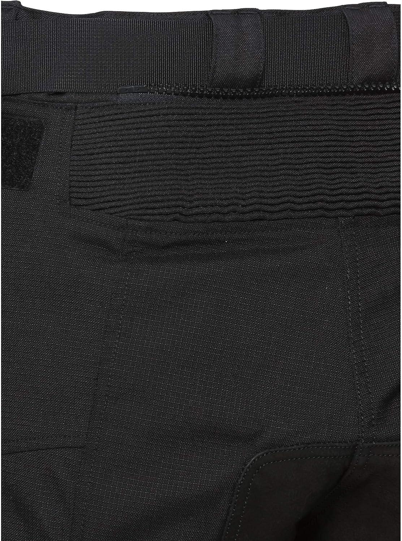 Ganzj/ährig FLM Motorradhose Touren Damen Leder-Textilhose 4.0 Tourer