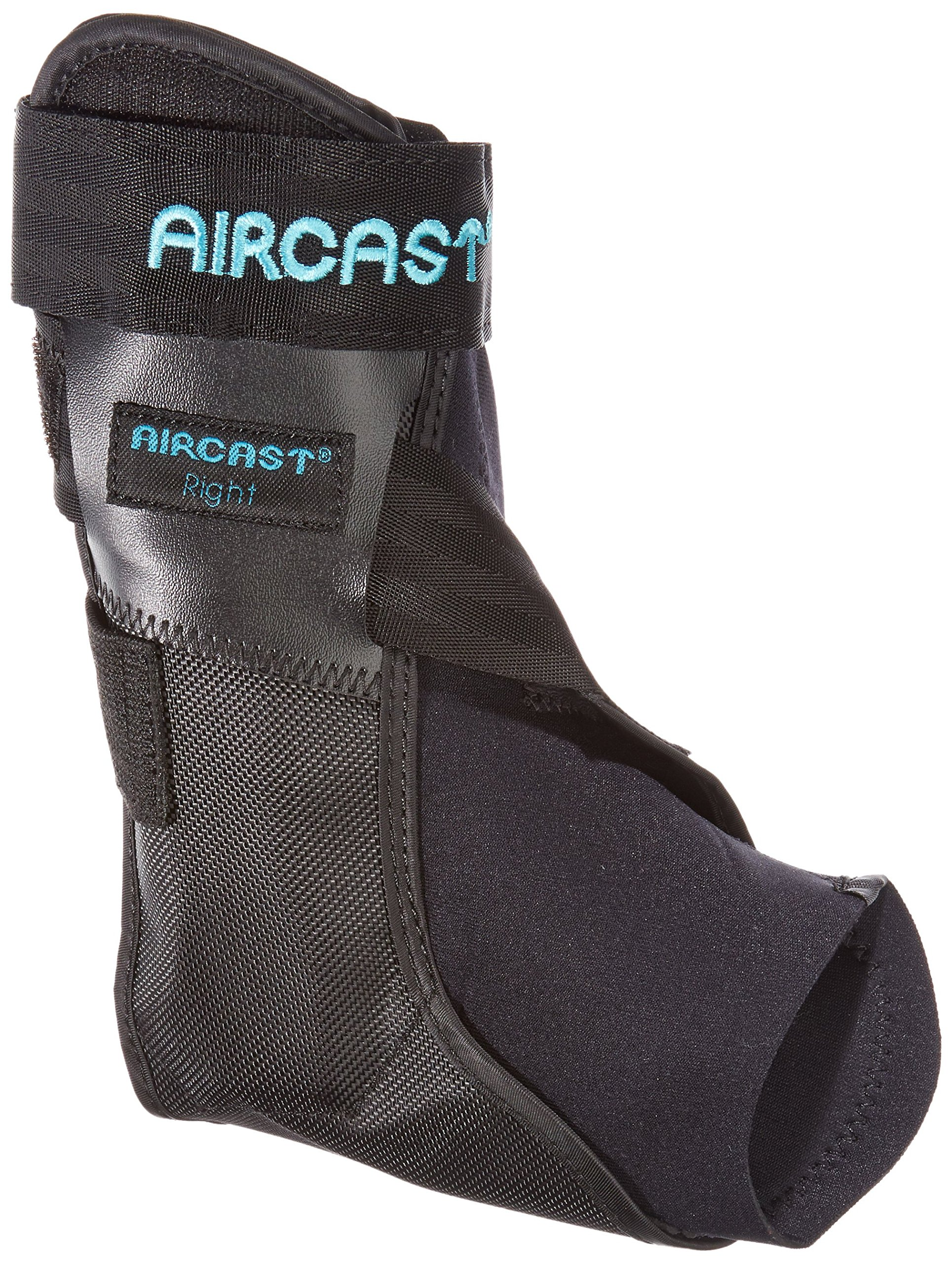 Aircast 02PMR Airlift PTTD Ankle Brace, Right, Medium